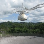 Wallpaper &#8211; Arecibo Observatory