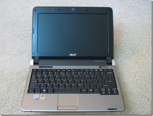 acer aspire one 10 aoa150 10 1 netbook review. Black Bedroom Furniture Sets. Home Design Ideas