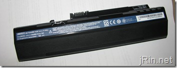 acer aspire one 10 aod150 6 cell battery