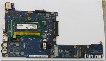 dell mini 10v memory upgrade step 11
