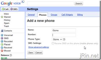 googlevoice_setup_gizmo