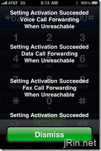 iphone call forwarding