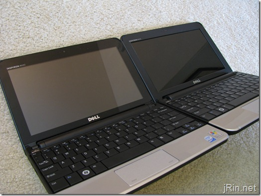 dell mini 10 vs 10v