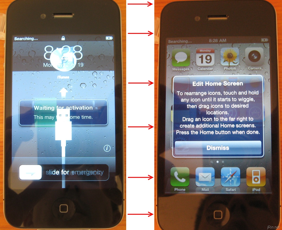 jRin net » How to bypass iPhone activation screen