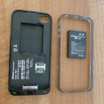 Review: 2Phone Dual SIM Case for iPhone 4