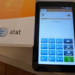 How to enable voice calling on AT&T Galaxy Tab