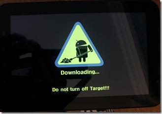 tab download mode