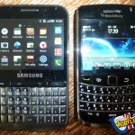 Samsung Galaxy Pro vs BlackBerry – Samsung Mobilers