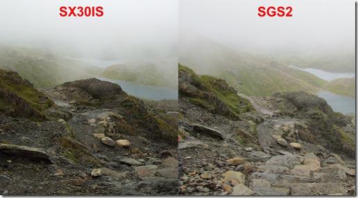 compare snowdon