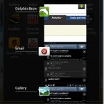 Notable changes with ICS Android 4.0.3 for Galaxy Note