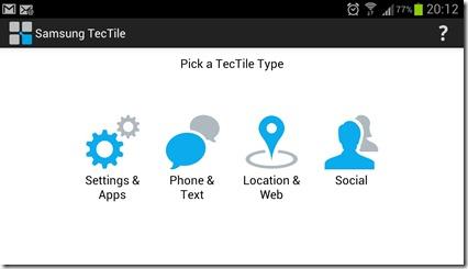 tectile-app
