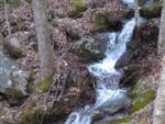 creek waterfall thumb