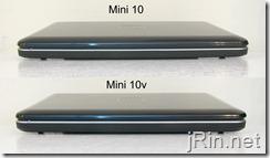 dell mini 10 vs 10v front