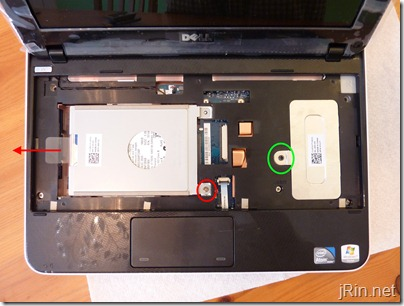 9 hard drive memory