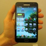 Samsung GALAXY Note Size Review